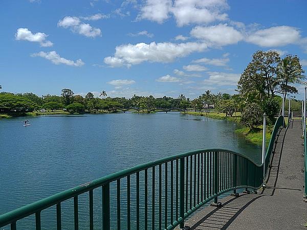 A Walk Along Hilo Bay